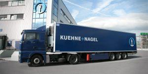 Kühne + Nagel LKW